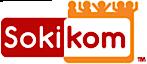 Sokikom's Company logo