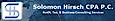 Rogoff & Company, P.C's Competitor - Solomon Hirsch CPA PC logo