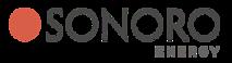 Sonoro Energy's Company logo