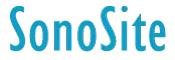 Sonosite's Company logo
