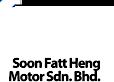 Soon Fatt Heng Motors's Company logo