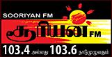 Sooriyan Fm's Company logo