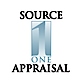 Source One Appraisal's Company logo