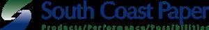 South Coast Paper's Company logo