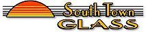 South Town Glass's Company logo