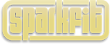 Sparkfit's Company logo