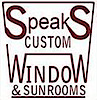 Speaks Custom Window's Company logo