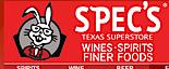 Spec's Texas Super Store's Company logo