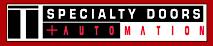 Specialty Doors Of California's Company logo