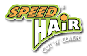 Speed Hair's Company logo