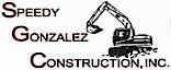 Speedy Gonzalez Construction's Company logo