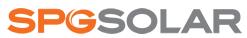 SPG Solar's Company logo