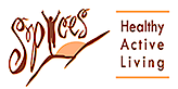 Spices Healthy Living's Company logo