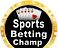 Android Gaming Apps's Competitor - Sportsbetting Champ logo