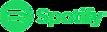 Soundsplanet's Competitor - Spotify logo