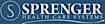 Garden Villa Health Care Center, New Lifestyles Media Solutions's Competitor - Sprenger Health Care Systems logo