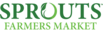 The Fresh Market's Competitor - Sprouts logo