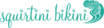 Squirtini Bikini's Company logo