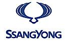 Ssangyong's Company logo