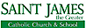 Lindsey Bryant's Competitor - St. James The Greater Catholic Church logo