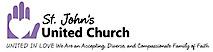 St. John's UNITED Church's Company logo