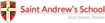 Prioryca's Competitor - st andrews school logo