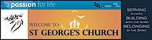 St George's Church, Fatfield, Washington's Company logo