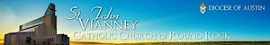 St John Vianney Catholic Ch's Company logo