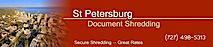 St Petersburg Document Shredding's Company logo