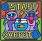 Staff Carpet's Company logo