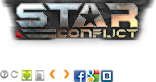 Star Conflict's Company logo