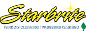Starbrite Window Cleaning's Company logo