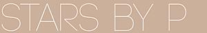 Stars By P's Company logo