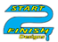 Start 2 Finish Designs Logo