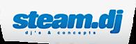 Steam Entertainment's Company logo