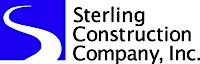 Sterling Construction Company's Company logo