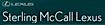 Northside Lexus's Competitor - Sterling McCall Lexus logo