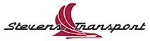 Stevens Transport's Company logo