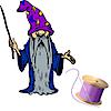 Stitch Wizard's Company logo