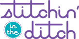 Stitchin' In The Ditch's Company logo