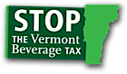 Stop The Vermont Beverage Tax's Company logo