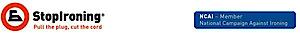 Stopironing's Company logo
