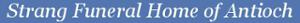 Strang Funeral Home's Company logo