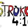 Strokes 410 Artistry's Company logo