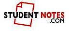Student Notes's Company logo