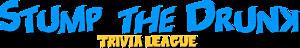 Stump The Drunk Trivia League's Company logo