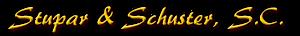 Stupar, Schuster & Cooper, S.c's Company logo