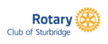 Sturbridge Rotary Club's Company logo