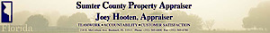 Sumter County Property Appraiser's Company logo