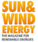 Windpower Monthly's Competitor - Sun & Wind Energy logo